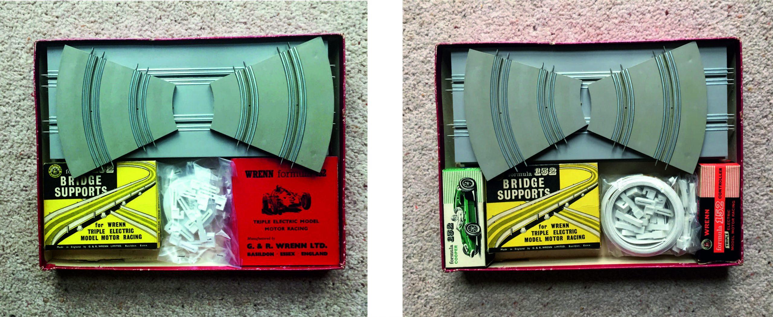 Wrenn 152 Extension Pack Types 1 & 1A