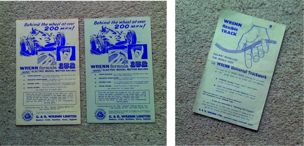 Wrenn 152 Combined Leaflet