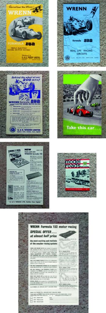 Wrenn 152 Leaflets